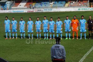 Ofspor Denizli Büyükşehir'e 2 gol attı ama yenemed