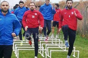 Ofspor'un Antalya kampı sürüyor