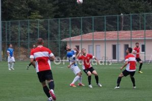 Ofspor ile Düzyurtspor ile hazırlık maçında buluşt