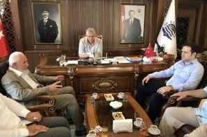 Prof. Dr. Akşit'ten Oflulara Cuma Vaazı verdi