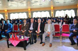 Prof. Dr. Karaismailoğlu Of'ta öğrencilerle buluşt