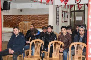 Saadet Partisi Gençlik Kolları Aylık Toplantıda bu