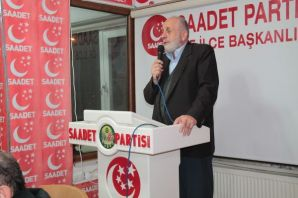 Saadet Partisi Kasım Ayı İlçe Divan Toplantısı