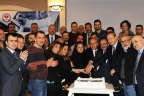 Gazeteciler Günü etkinliği Trabzon basınını bir ar