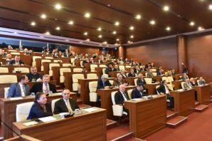 Trabzon Büyükşehir Belediye Meclisi başladı