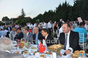 TDF Trabzon'u iftarda buluşturdu