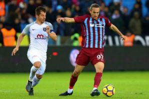 Trabzonspor 0-1 Başakşehirspor