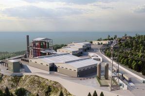 Taşönü katı atık tesisi kasım ayında açılıyor