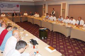 Trabzon İmam Hatip İl Koordinasyonu yapıldı
