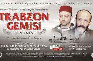 Trabzon Gemisi Enosis'e yoğun ilgi