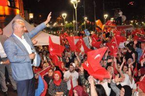 Ak Parti'nin Trabzon'da asıl kazananı Oflu Vehbi K