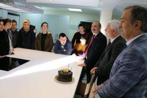 Yakup Türköz Özel Eğitim okulunda engelliler günü