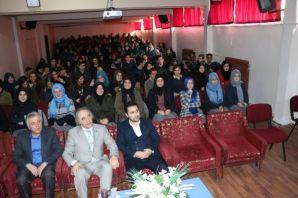 Yazar Fatih Duman Oflu öğrencilerle buluştu