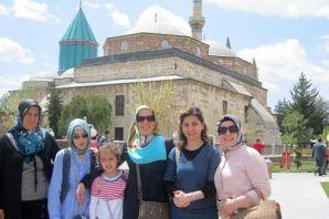 Of GÜLDER Isparta, Konya, Nevşehir gezisi düzenled