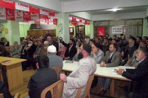 Saadet Partisi Nisan Ayı divan toplantısı yapıldı