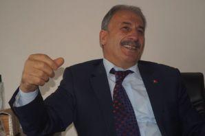 Ömer Hacıbektaşoğlu Hayrat'a aday adayı