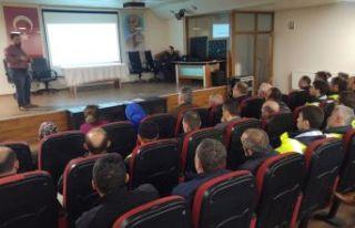 Of Belediyesi'nden Koronavirüs toplantısı