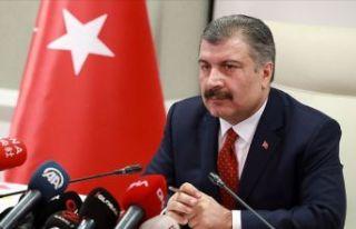 Sağlık Bakanı Koca: 16 hastamızı daha kaybettik