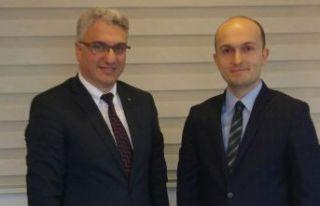 Trabzon Basın İlan İl Müdürlüğü'ne Ali Nuhoğlu...