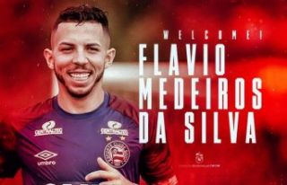 Trabzonspor, Flavio Medeiros da Silva'yı transfer...