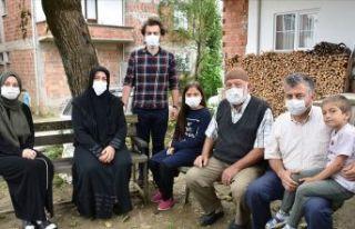 Yalçınkaya ailesi yaşadıkları koronavirüs sürecini...