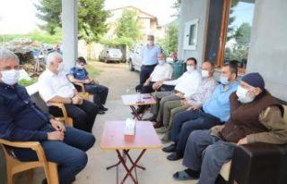 Şehit Ekrem Ekşi'nin babası Ahmet Ekşi vefat...