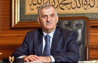 Ahmet Albayrak Gine'nin en başarılı iş insanı