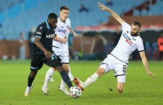 Trabzonspor Denizlispor'u da mağlup etti
