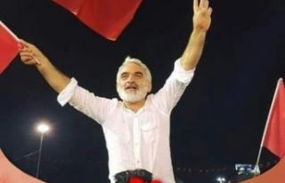 Bağcılar'daki yangında Hayratlı Ahmet Çilingir...