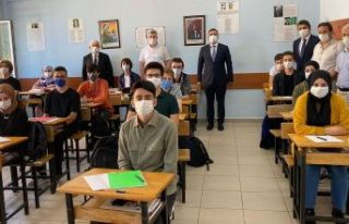 Of Fen Lisesi öğrencilerinden anlamlı dereceler