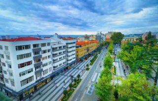 Trabzon Büyükşehir projeleri ile adından söz...