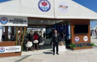 Başkan Zorluoğlu Trabzon'un gastronomi değerlerini...