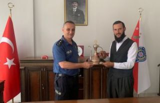 Yeniden Refah'tan müdürlere ziyaret
