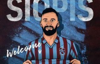 Trabzonspor, Siopis ile anlaştı