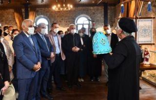 Bir Zamanlar Selçuklu sergisinin 61'incisi Trabzon'da
