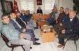Ali Yeşilyurt İmam Hatip Ortaokulu yeni yönetimini...
