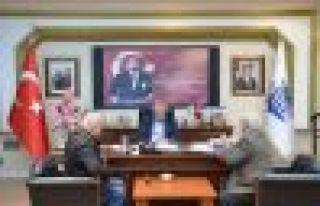 Başkan Sarıalioğlu vatandaşların sorunlarını...