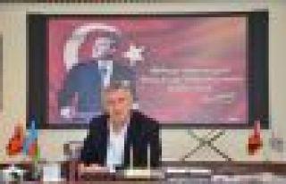 Başkan Sarıalioğlu'ndan Mekke'nin Fethi ve...