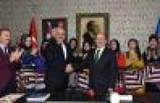"""Başkan Zorluoğlu: """"Bugün benim ve şehrim için..."""