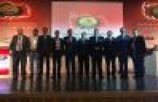 Bekir Aktürk Muhtarlar Konfederasyonu Başkanı seçildi