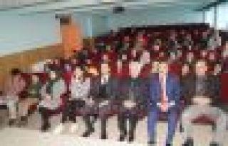Bölümlü Şehit İhsan Yıldız Ortaokulunda Kudüs...