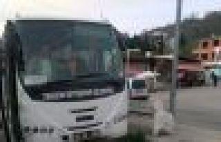 Büyükşehir Belediyesi'nden Hayrat'a otobüs seferi