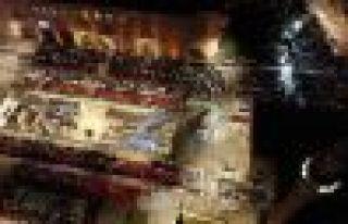 Büyükşehirin Kadir Gecesi Programına yoğun ilgi