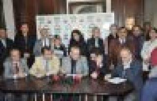 Dershaneciler Trabzon'da toplandı