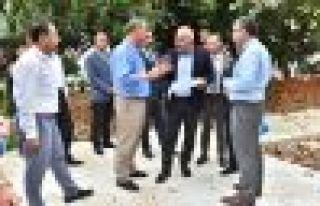 Fatih Parkı 2019 Eylül'de Katlı Otopark 2020...