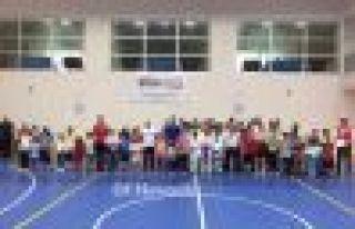 Of Gençlik Merkezi Yaz Spor Kursları başladı