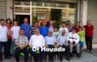 Karacalar Aile Derneği basınla kahvaltıda buluştu