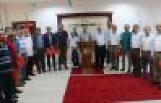 Kaymakam Fırat'tan eğitimcilere Üstün Başarı...