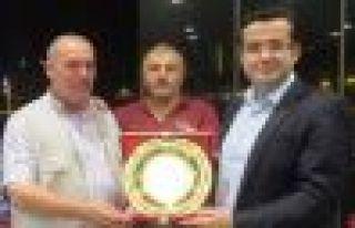 Numan Sabit Akyüz emekliye ayrıldı