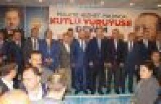 Of AK Parti'de Hakan Terzioğlu 3.kez Başkan